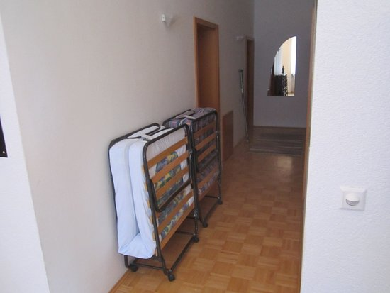 Heiligenberg, Deutschland: Eingang zum Zimmer