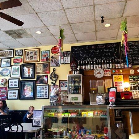 Photo0 Jpg Picture Of The Soda Shop Davidson Tripadvisor