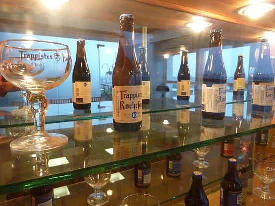 Romance Hotel: Bières belges et autres