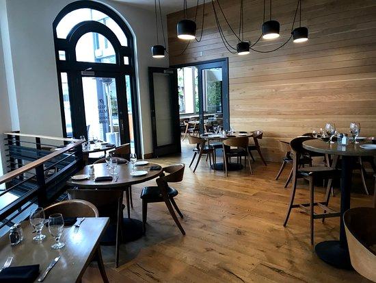 La Piazza the Grove: Salle à manger