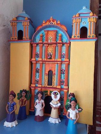 写真Centro Cultural y Artesanal Izamal枚