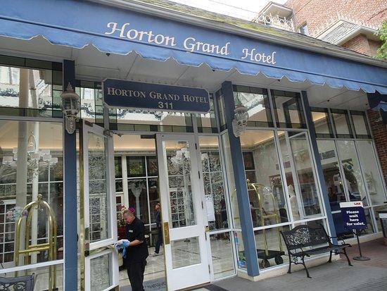 The Horton Grand Hotel Reviews
