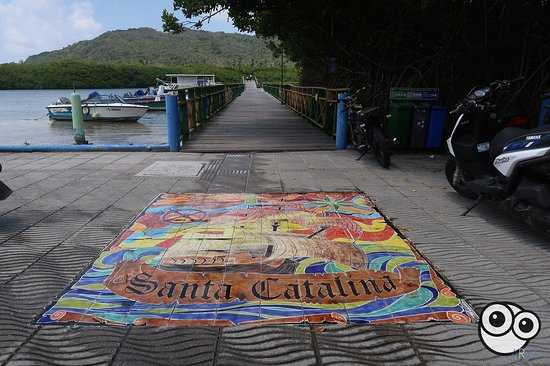 San Andres and Providencia Department, Colombia: Santa Catalina