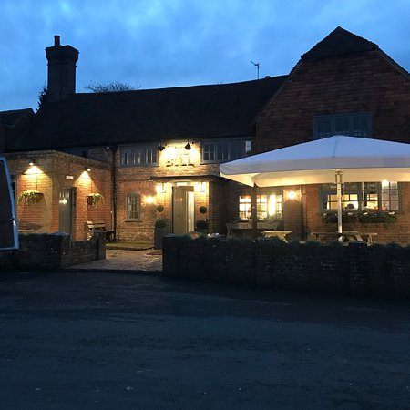 Newick, UK: The Bull on the Green