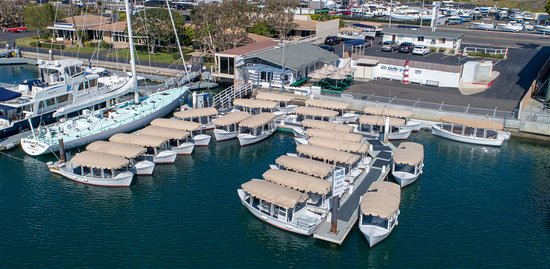 Newport Beach, CA: Largest, cleanest rental fleet in the harbor.