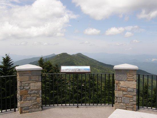 Mount Mitchell State Park is a popular attraction near Switzerland Inn.