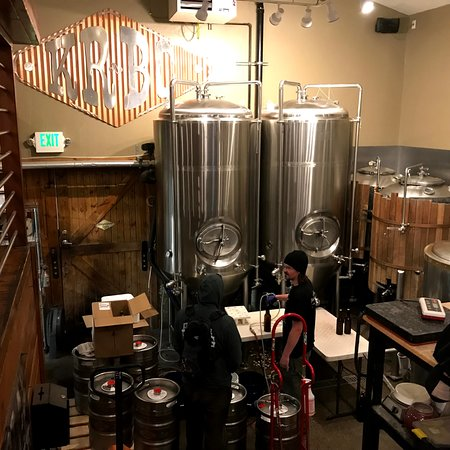 Kernville, CA: Brasserie