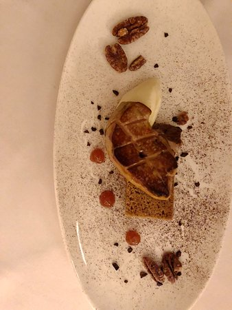 Circa 1886 Restaurant: Foie Gras