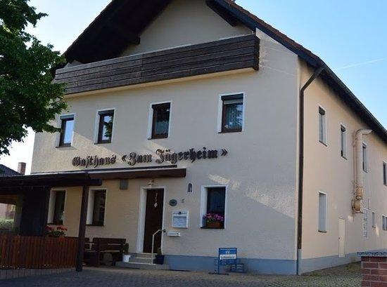Hessdorf, Germany: Gasthaus Jägerheim