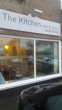 Torfaen, UK: The Kitchen, Cafe Bistro