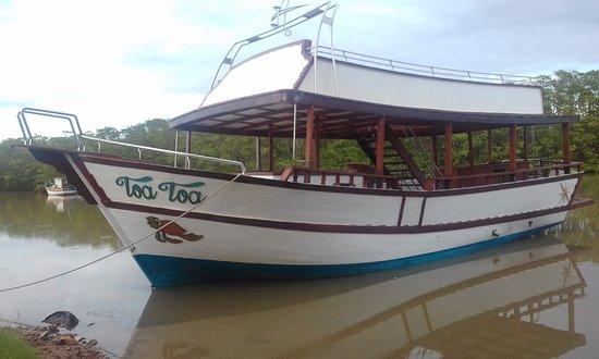 Guaxindiba (Ponto dos Barcos)