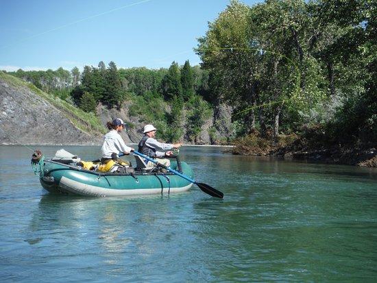 Coleman, Канада: float