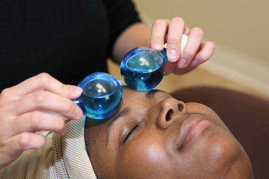 East Village Spa: We use Rhonda Allison naturally scientific skincare exclusively in our professional facials.