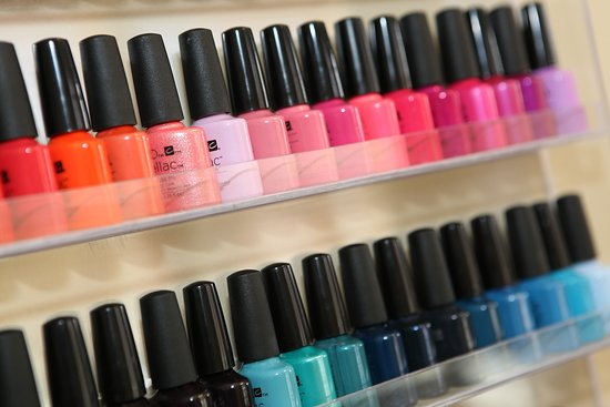 East Village Spa: Our no-chip manicure includes CND Shellac, the safe, original gel polish hybrid.