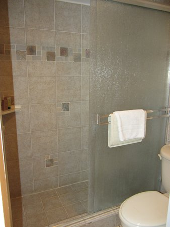 Paki Maui Resort: Master bath (Shower)