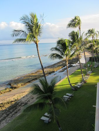Paki Maui Resort: View from our Room
