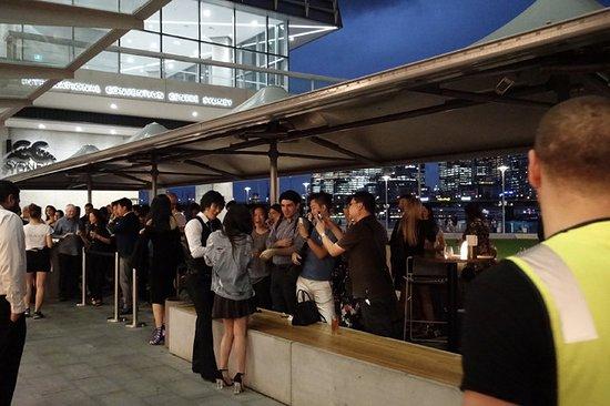 Planar Restaurant: Over-zealous security killing the vibe