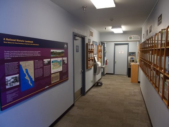 Yuma Visitor Information Center