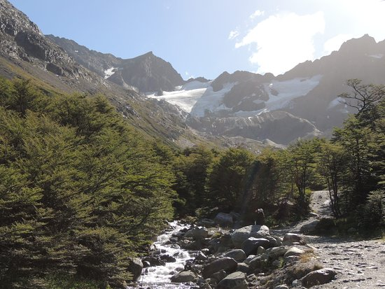 Vista Glaciar Martial