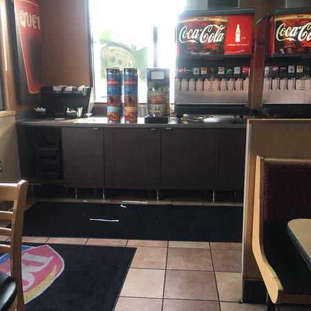 Wylie, Τέξας: Disgusting drink area
