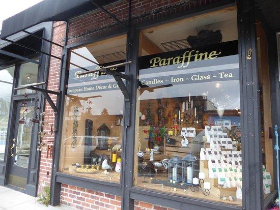 Paraffine's Tea Shop