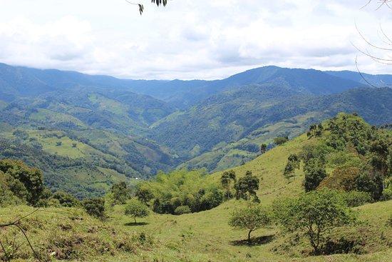Dipartimento di Risaralda, Colombia: Subida a la laguna la X