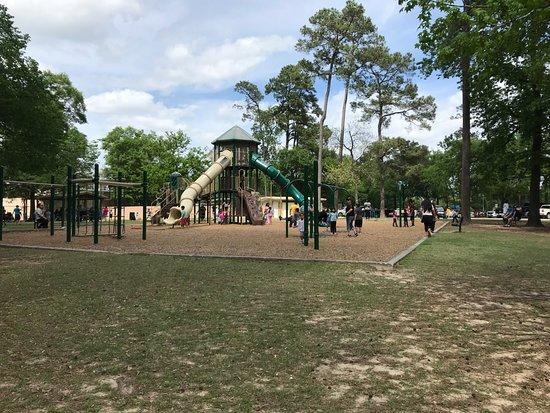 Spring, تكساس: Playground