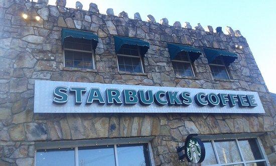 Starbucks: frente