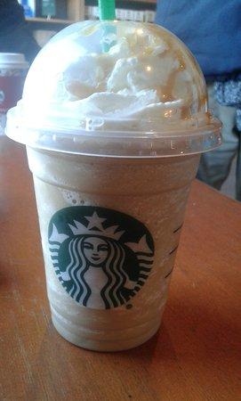 Starbucks: frapucchino a pesar del frio