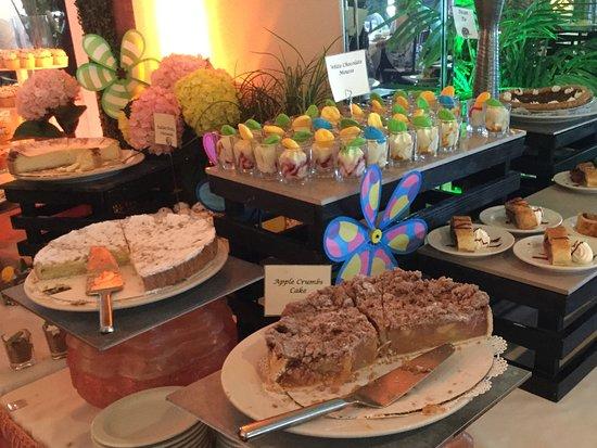 Miami Shores, Floride: More desserts
