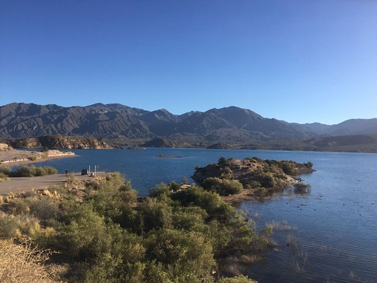 Potrerillos Dam : Vista 1