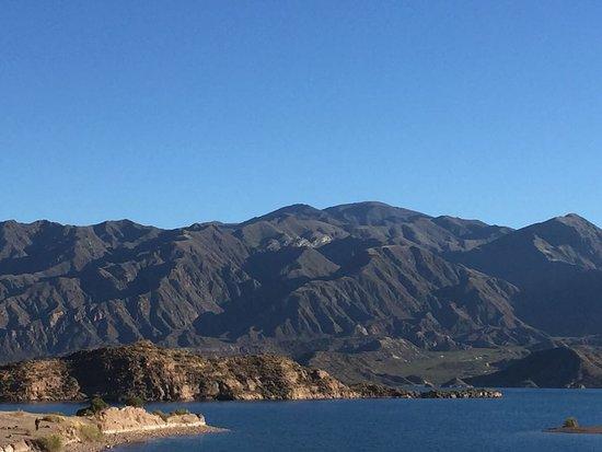 Potrerillos Dam : Vista 2