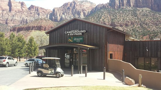 Zion Canyon Campground Photo