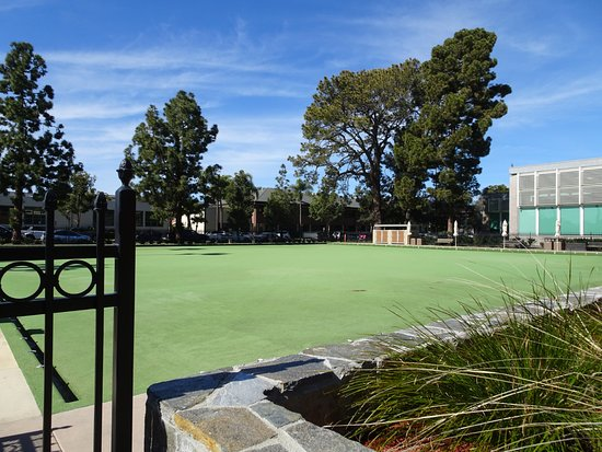 Coronado Lawn Bowling Club