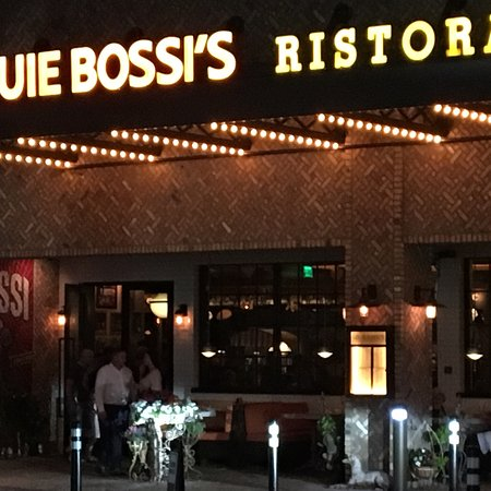 Louie bossi 39 s boca raton omd men om restauranger for Open table 99 park