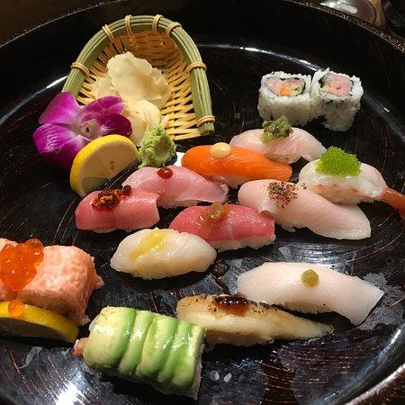 Sushi Restaurants Midtown