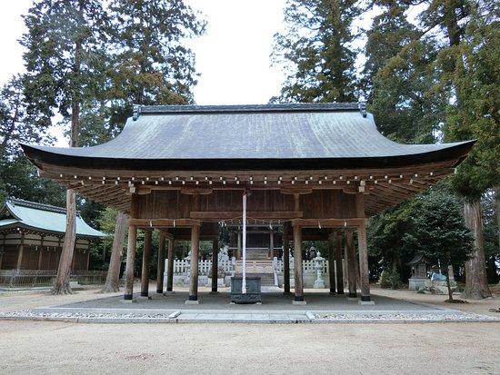 Oshiro Shrine