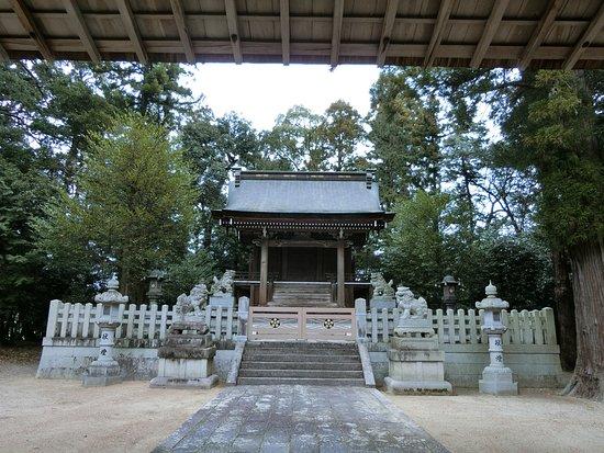 Oshiro Shrine Φωτογραφία