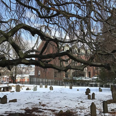 New London, CT: Ye Antientist Burial Ground