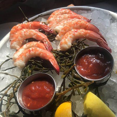 Water Grill: Excelente comida!!!!! Todo en primera, mariscos súper frescos!!!!