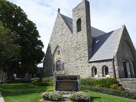 Coronado, CA: Gothic beauty