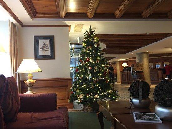 Hotel Continental Zurich - MGallery by Sofitel: Lobby
