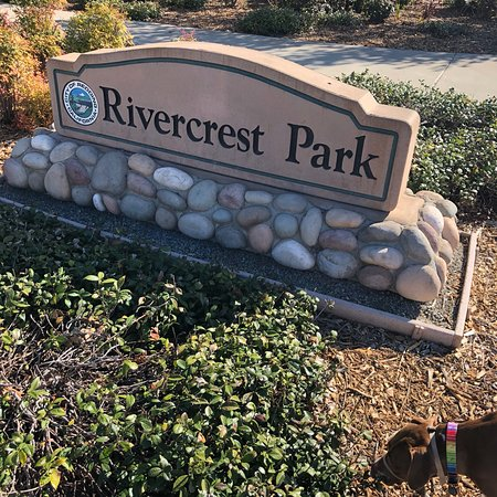 This is a wonderful little park located in a nice, newer subdivision in Redding.