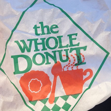 Canton, CT: Whole Donut