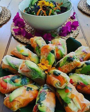 Kirsten Tremlett: Naturopathic Herbalist & Massage Therapist: Raw food prep classes