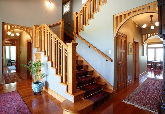 Glen Aros Country Estate : Entrance lobby