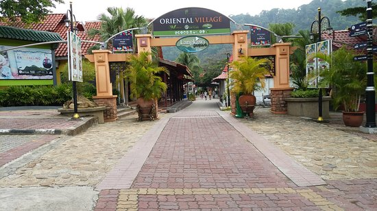 Langkawi, Malasia: Entrance A