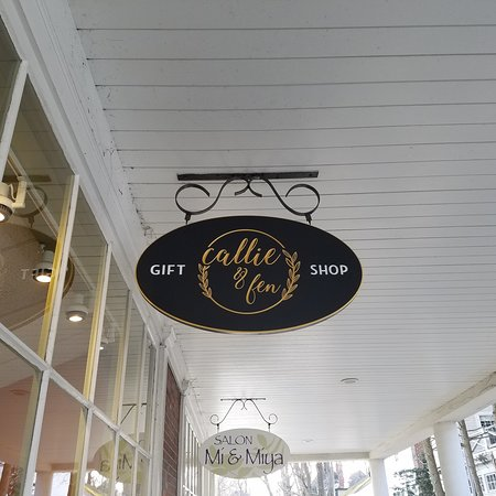 Callie & Fen Gift Shop