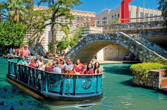 San Antonio River Walk Cruise and