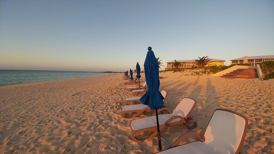 South Caicos: A stunning sunrise every morning!